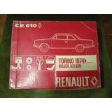 Manual Despiece Torino Ts-tsx Del 74 Al 79 En Fantorino!!