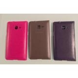 Flip Cover Capa Case Galaxy Trend Lite Duos S7390 S7392