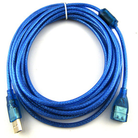 Extension Cable Usb 10 Metros Macho-hembra Laptop Impresora