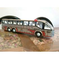Antiguo Colectivo Micro Omnibus Bus De Lata Biagiotti Cheval