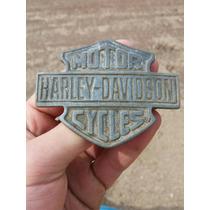 Harley Davidson Placa