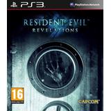 Resident Evil Revelations Ps3 Digital