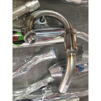 Escape Completo Honda Xre 300 Brc Alumínio + Inox