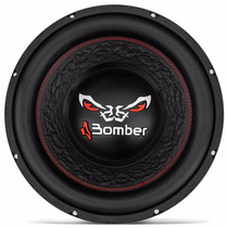 Subwoofer 12 Bomber Bicho Papão - 1200 Watts Rms - 4+4 Ohms