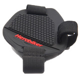 1 Protetor De Bota Tenis Sapato Herobike Motociclistas Moto