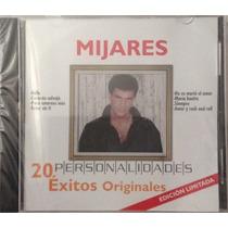 Mijares Éxitos Originales Pop Lucero Emmanuel Montaner Raro