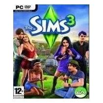 Juego Los Sims 3 Y Todo Su Mundo De Expansiones 100% Full