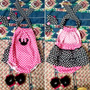 Mameluco Romper Braga Body De Minnie Mouse Para Bebes Y Niña
