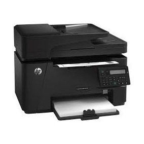 Impresora Multifuncional Hp 127 Fn