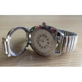 89bc10f597e Relogio De Parede Em Braille Unissex Curren - Relógios De Pulso no ...