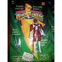 Muñecos Antiguos Power Rangers, Nuevo Y Sin Uso Decada 80/90