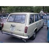 Vidrio Triangular Puerta Trasera Fiat 1500