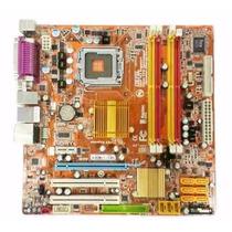 Placa Mae 755 Aceita Quad Core+ Hd Western Digital 750gb+nf