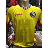 Camisa Rumania - Camisas de Futebol no Mercado Livre Brasil 8499089f9a9a6