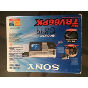 Handycam Sony Hi8 Rx. 360 Digital Zoom. Ccd-trv66pk
