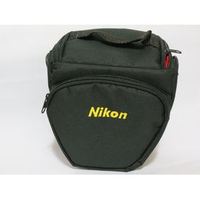 Bolsa Nikon D3000, D3100, D3200, D3300, P600,p610, P900