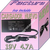 Cargador Compatible Con La Marca Lenovo N500 19v 4.7a
