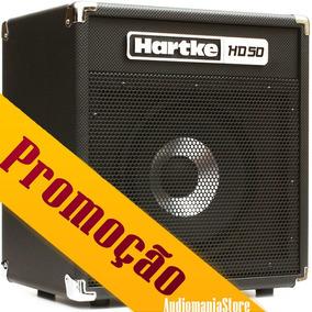 Amplificador Contra Baixo Hartke Hd50 Bass Ultimate Promoçao