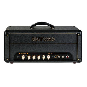 Cabeçote Guitarra Meteoro Falcon 50 G Valvulado 50 Wrms