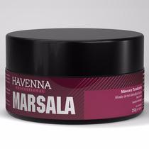 Mascara Matizadora Marsala 250g Top + Mask Cinza 250g