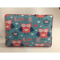 Capa Case P/ Notebook Curuja Luva Personalizada 14
