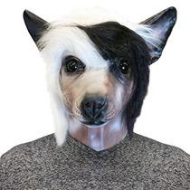 Juguete China Mascarilla De Vestuario Perro Con Cresta - Of