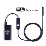 Camara Endoscopio Wifi Iphone Android Alta Definicion Hd720