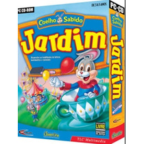 Coelho Sabido - Jogo Educativo - Pacote Com Os 13 Jogos+dvd