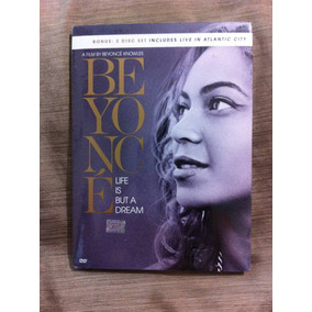 Beyonce - Life Is But A Dream - 2 Discos Live Atlantic City