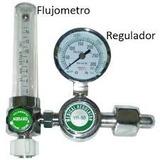 Regulador De Oxigeno Medicinal Con Flujimetro De 0/15 Ipm