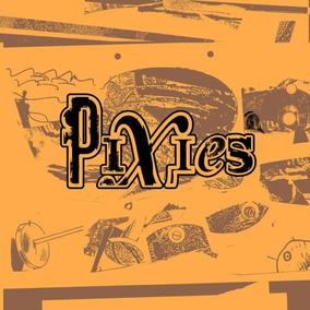 Cd Pixies Indie Cindy =import= Novo Lacrado
