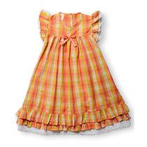 Vestido Cuadrillé Nena Pitocatalan (14s565)