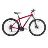 Bicicleta Caloi Impasse Hd Red Aro 29 2017 Rutadeporte
