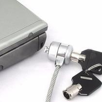Candado Cable Acero Para Notebook Netbook - Anti Robo