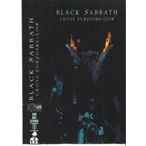 Vhs Black Sabbath Cross Purposes Live / O R I G I N A L