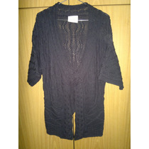 Divino Sweaters -saco De Hilo -marca Perímetro -talle Amplio