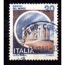 Itália 1980 * Castelo Del Monte * Indria * 20 L
