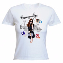 Playeras Dama Moda Trendy Profesiones Fashion