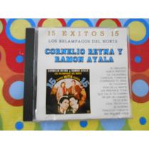15 Exitos Cd Os Relampagos Del Norte.1989