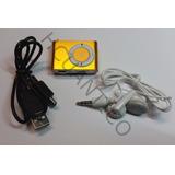 Mp3 Reproductor Tipo Shuffle Sin Memoria