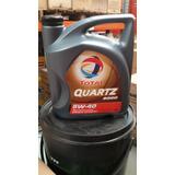 Aceite Total Quartz 9000 5w40 X 4 L Sintetico 100 %