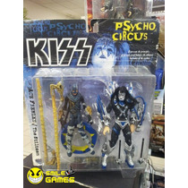Kiss Ace Frehley - Psycho Circus Mcfarlane Toys