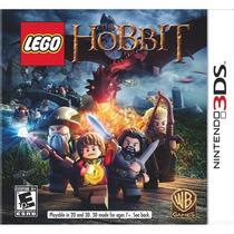 Jogo Novo Lacrado Lego Hobbit Portatil Nintendo 3ds