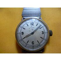 Antiguo Reloj De Pulso Y Cuerda Marca Elgin.