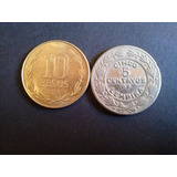 Moneda Honduras 5 Centavos De Lempira 1972 (c25)