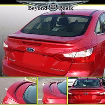 Ford Focus Spoiler 2012 2013 2014 2015 Importado