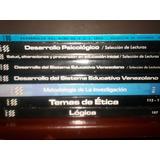Universidad Nacional Abierta Libros Usados Varios Títulos