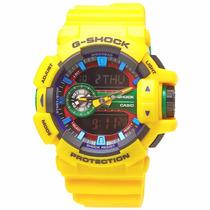 Casio G-shock Ga-400-9a Nuevo/original