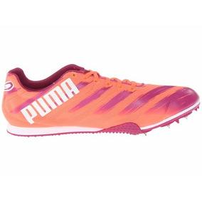 Spikes Tenis Puma Atletismo Velocidad Talla 22.5 A 25