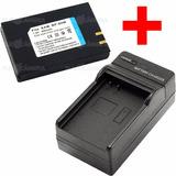 Carregador + Bateria Bp-80w Samsung Vp-d381 D382 D383 D385